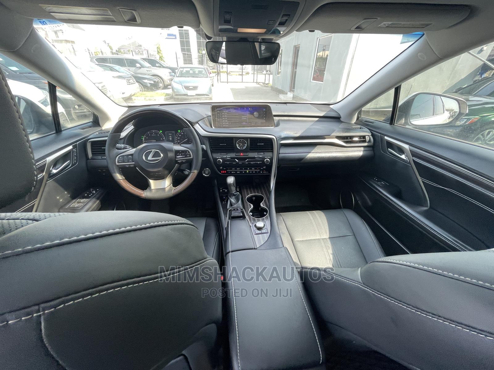 Lexus RX 2019 350 AWD White   Cars for sale in Lekki, Lagos State, Nigeria