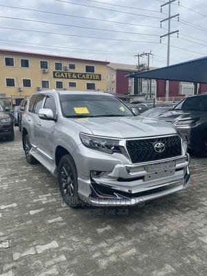 Toyota Land Cruiser Prado 2012 GXL Silver | Cars for sale in Lagos State, Lekki