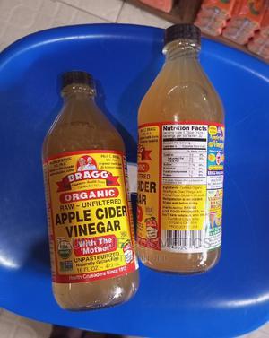 Bragg Organic Apple Cider Vinegar 473ml | Vitamins & Supplements for sale in Lagos State, Ikorodu