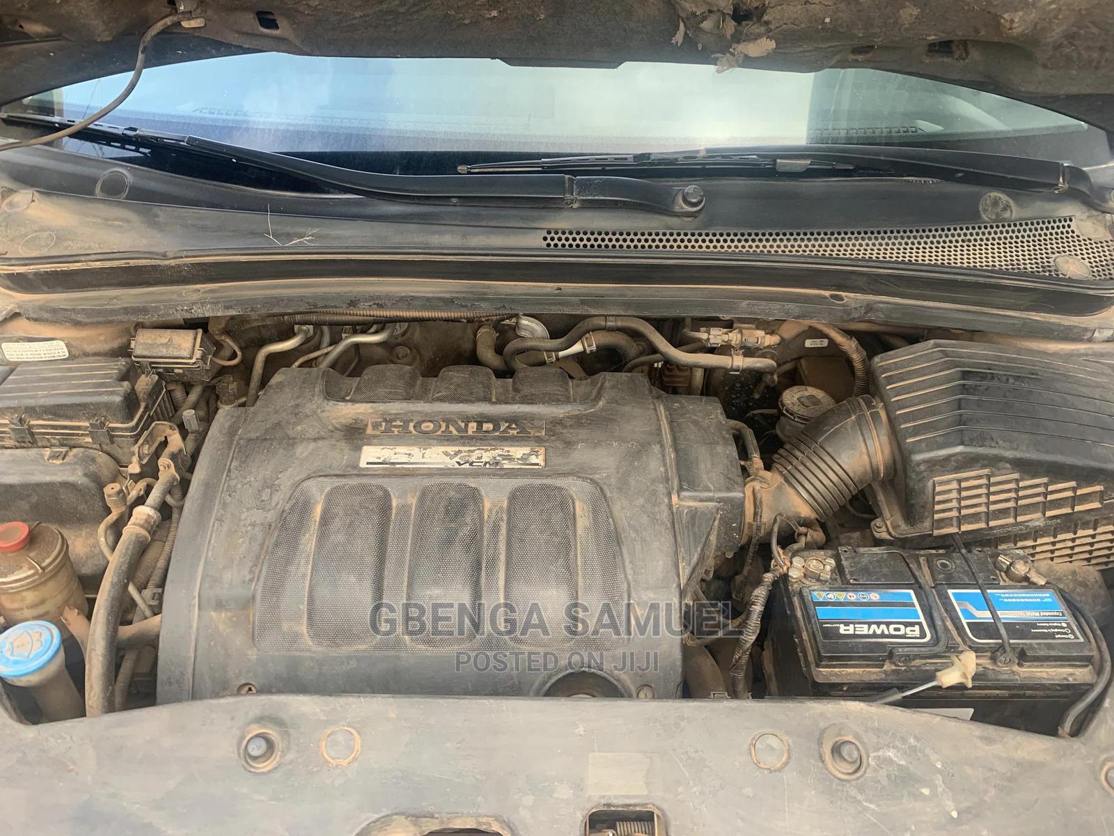Archive: Honda Odyssey 2006 EX Blue