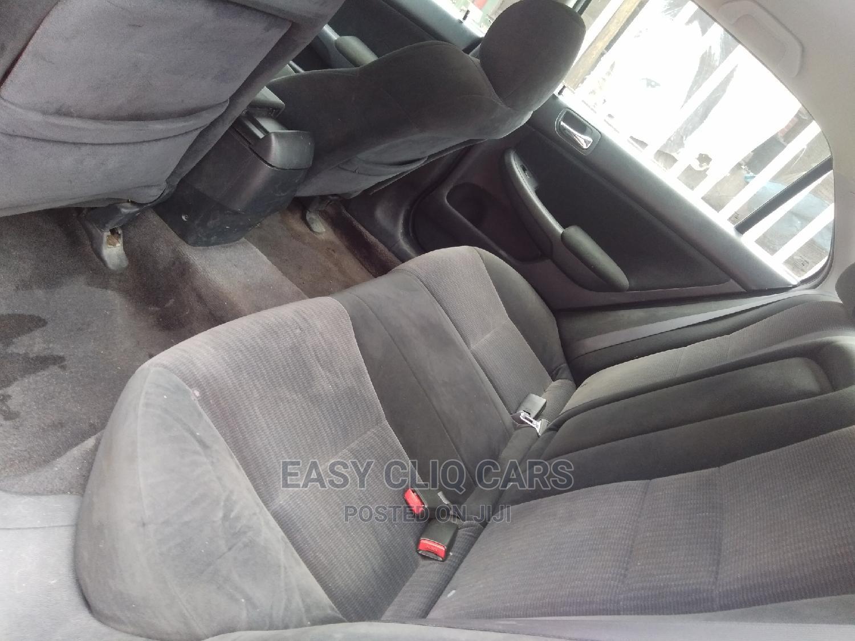 Archive: Honda Accord 2006 2.0 Comfort Brown