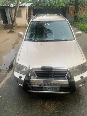 Honda CR-V 2000 2.0 Gold | Cars for sale in Rivers State, Port-Harcourt