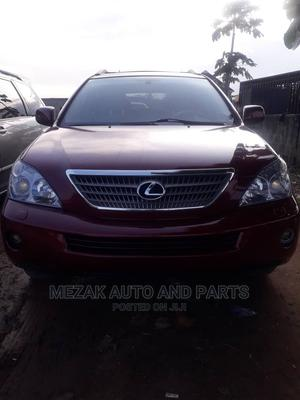 Lexus RX 2008 Red | Cars for sale in Lagos State, Ojodu