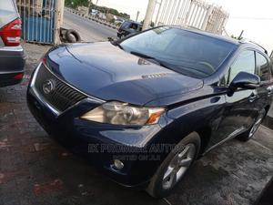 Lexus RX 2012 Blue | Cars for sale in Lagos State, Ikeja
