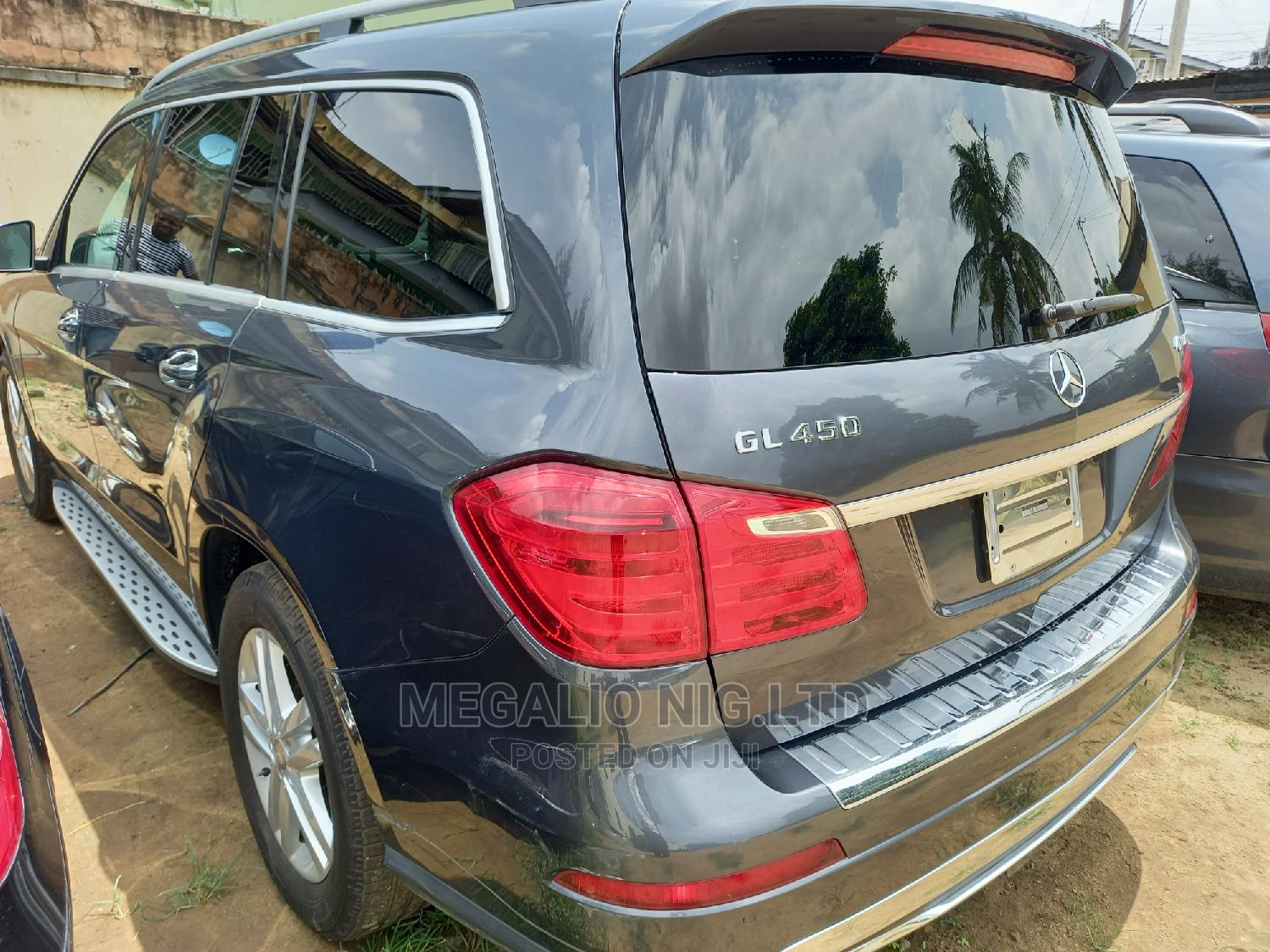 Mercedes-Benz GL Class 2014 Gray | Cars for sale in Ikeja, Lagos State, Nigeria
