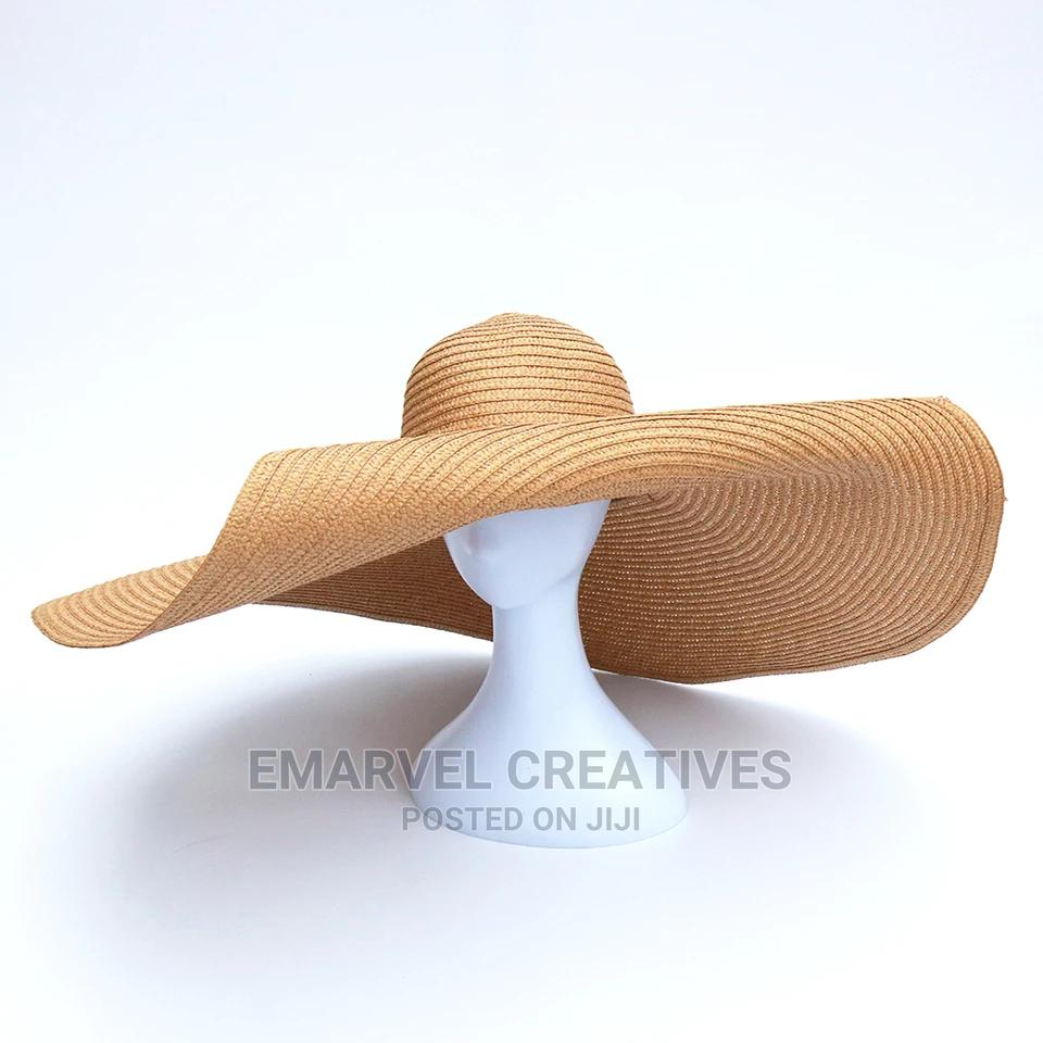 Large Brim Summer Sun Beach Hats