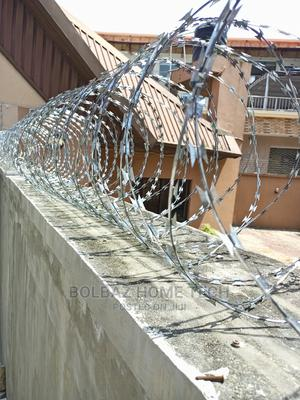Perimeter Fencing; With Razor Security Barb-Wire | Building & Trades Services for sale in Oyo State, Ibadan