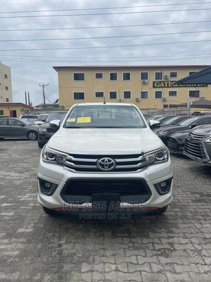 Toyota Hilux 2018 SR5 4x4 White | Cars for sale in Lagos State, Lekki