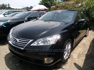 Lexus ES 2010 350 Black | Cars for sale in Lagos State, Apapa