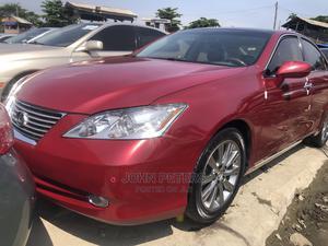 Lexus ES 2009 350 Red | Cars for sale in Lagos State, Apapa