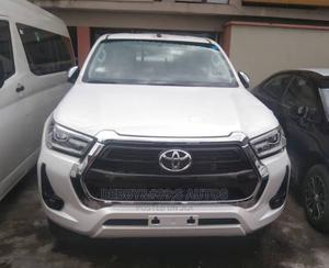 New Toyota Hilux 2020 White   Cars for sale in Lagos State, Surulere