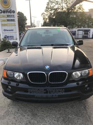 BMW X5 2004 4.8 IS Black | Cars for sale in Lagos State, Surulere