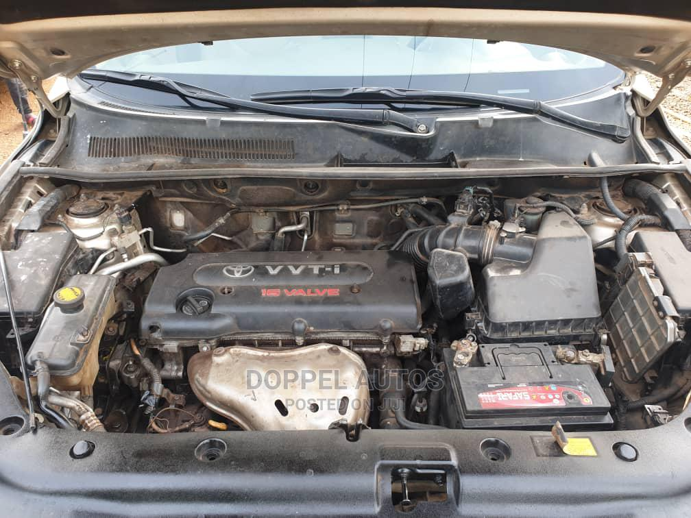 Archive: Toyota RAV4 2007 Gold