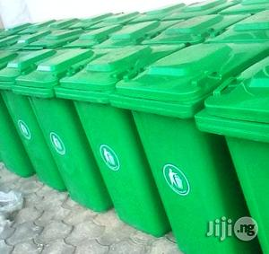Imported High Quality Waste Bin With Wheel in Lagos | Home Accessories for sale in Lagos State, Surulere