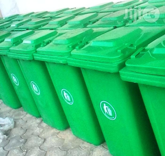 Imported High Quality Waste Bin With Wheel in Lagos
