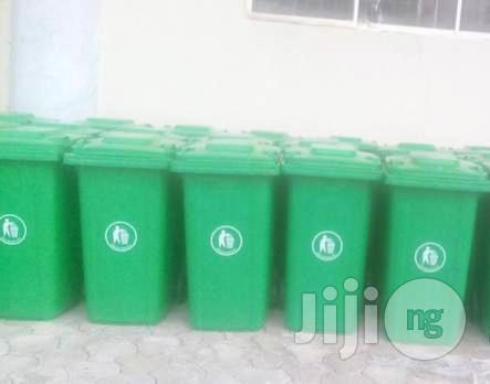 Imported High Quality Waste Bin With Wheel in Lagos | Home Accessories for sale in Surulere, Lagos State, Nigeria