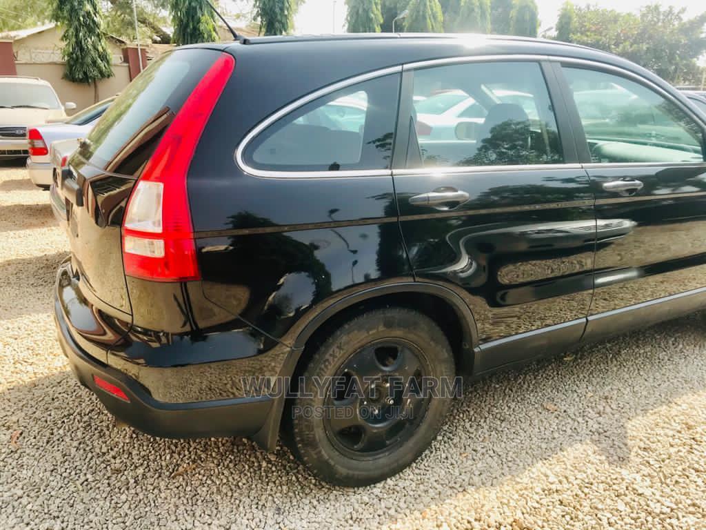 Honda CR-V 2008 Black | Cars for sale in Dakwo District, Abuja (FCT) State, Nigeria