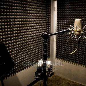 Acoustic Foam Panel-1 Piece   Audio & Music Equipment for sale in Lagos State, Ojo