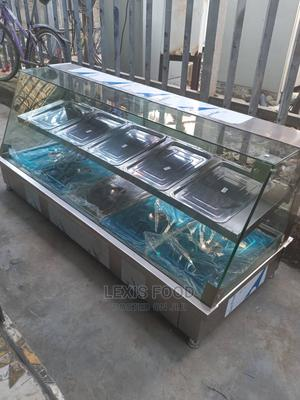 New 5plate Food Warmer | Restaurant & Catering Equipment for sale in Lagos State, Ojo