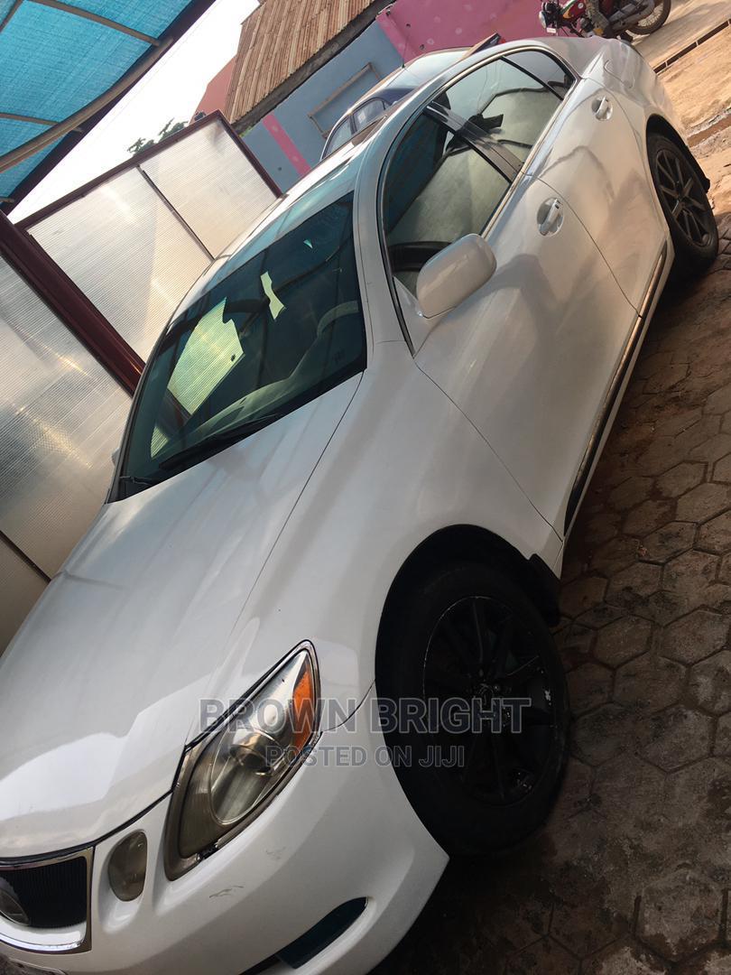 Archive: Lexus GS 2008 350 White