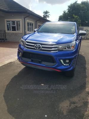 Toyota Hilux 2020 Blue | Cars for sale in Lagos State, Ikeja