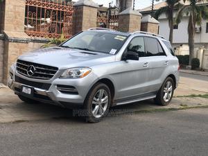 Mercedes-Benz M Class 2014 Silver | Cars for sale in Abuja (FCT) State, Garki 2