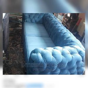 3seater Chesterfield Sofa.Can Come in Colors   Furniture for sale in Lagos State, Shomolu