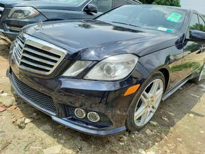 Mercedes-Benz E350 2010 Black   Cars for sale in Lagos State, Ikeja