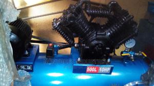 Bardol Air Compressor 10hp 500l Tank | Vehicle Parts & Accessories for sale in Lagos State, Ojo