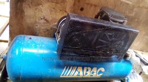 Abac Air Compressor 10hp 500l Tank | Vehicle Parts & Accessories for sale in Lagos State, Ojo
