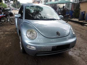 Volkswagen Beetle 2002 Blue | Cars for sale in Lagos State, Kosofe
