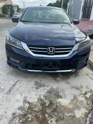 Honda Accord 2013 Blue   Cars for sale in Lagos State, Ojodu