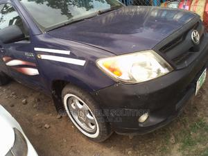 Toyota Hilux 2008 Blue | Cars for sale in Lagos State, Abule Egba