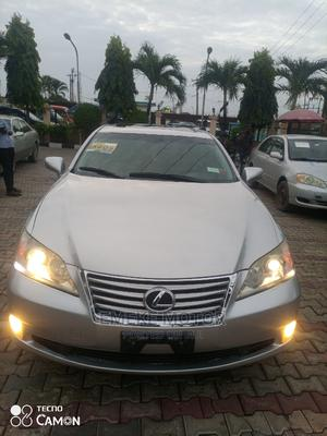 Lexus ES 2012 350 Silver | Cars for sale in Lagos State, Alimosho