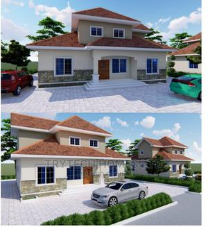 350sqm for a Three Bedroom Bungalow With Penthouse | Land & Plots For Sale for sale in Abuja (FCT) State, Idu Industrial