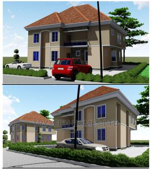 550sqm for a Fully Detached Four Bedroom Duplex   Land & Plots For Sale for sale in Abuja (FCT) State, Idu Industrial