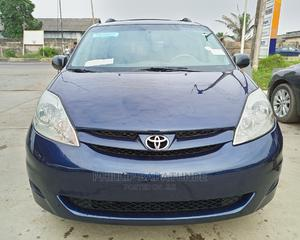 Toyota Sienna 2008 LE Blue | Cars for sale in Lagos State, Yaba