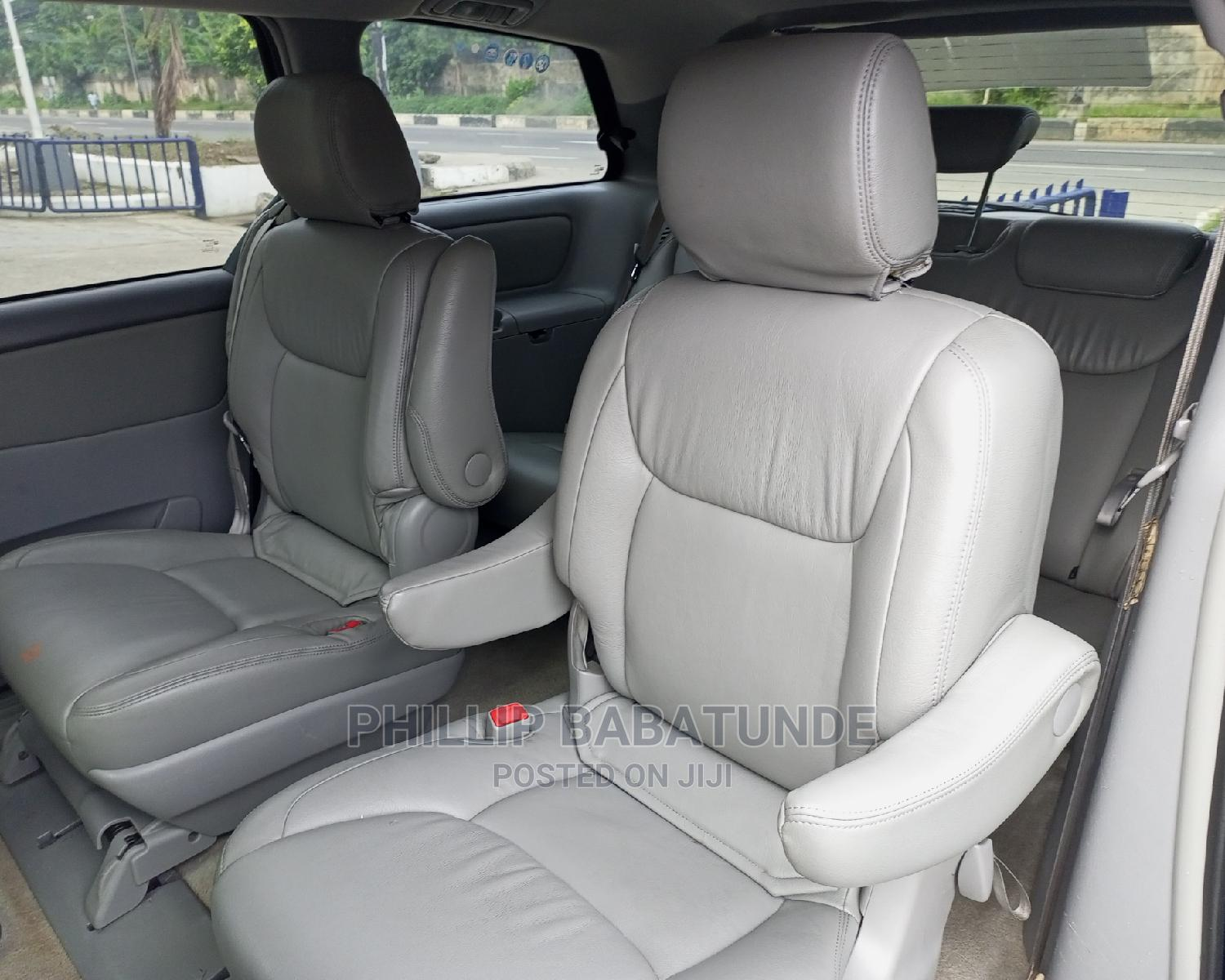 Toyota Sienna 2008 LE Blue   Cars for sale in Yaba, Lagos State, Nigeria