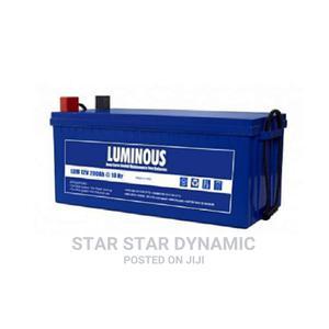 Luminous 200ah / 12V Inverter Battery   Solar Energy for sale in Lagos State, Ojo