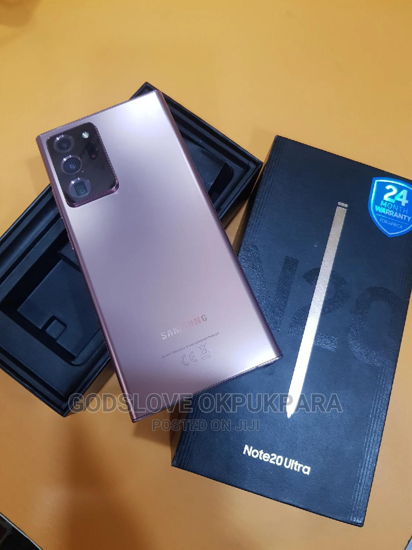Samsung Galaxy Note 20 Ultra 256 GB Pink