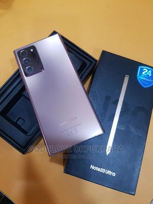Samsung Galaxy Note 20 Ultra 256 GB Pink | Mobile Phones for sale in Abuja (FCT) State, Wuse