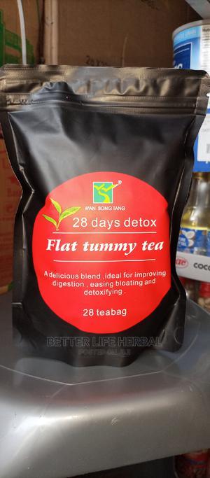 28 Days Detox Flat Tummy Tea. | Vitamins & Supplements for sale in Lagos State, Amuwo-Odofin
