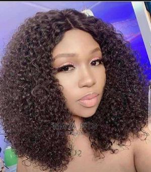 Human Hair Curly Wig | Hair Beauty for sale in Enugu State, Enugu