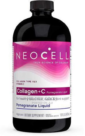 Neocell Collagen Pomegranate Liquid | Vitamins & Supplements for sale in Lagos State, Ojo