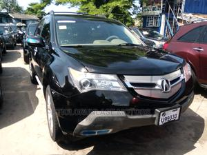 Acura MDX 2008 Black   Cars for sale in Lagos State, Apapa