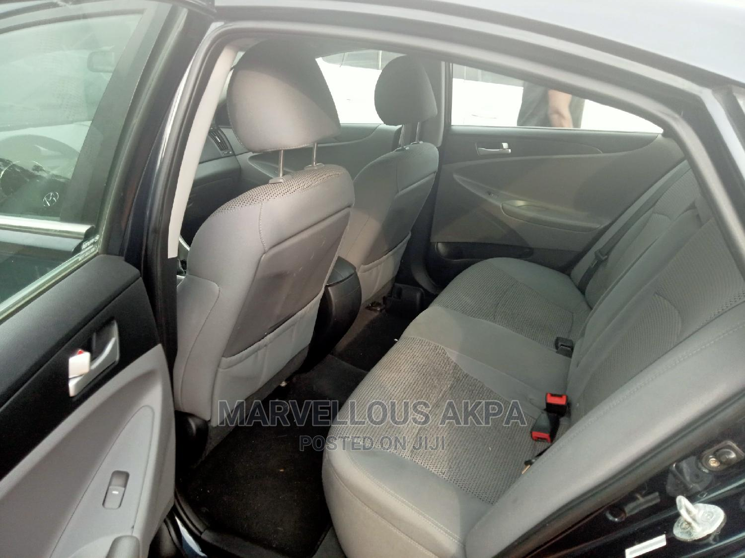 Hyundai Sonata 2011 Blue   Cars for sale in Central Business District, Abuja (FCT) State, Nigeria