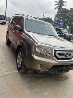 Honda Pilot 2010 Gold | Cars for sale in Lagos State, Ikeja