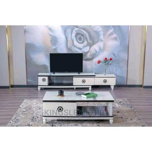 Center Table and TV Stand.   Furniture for sale in Lagos State, Ojo