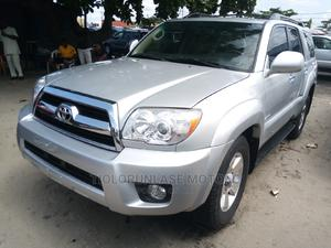 Toyota 4-Runner 2006 Limited 4x4 V6 Silver | Cars for sale in Lagos State, Apapa