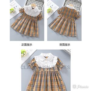 Burberry Inspired Gown | Children's Clothing for sale in Lagos State, Ajah